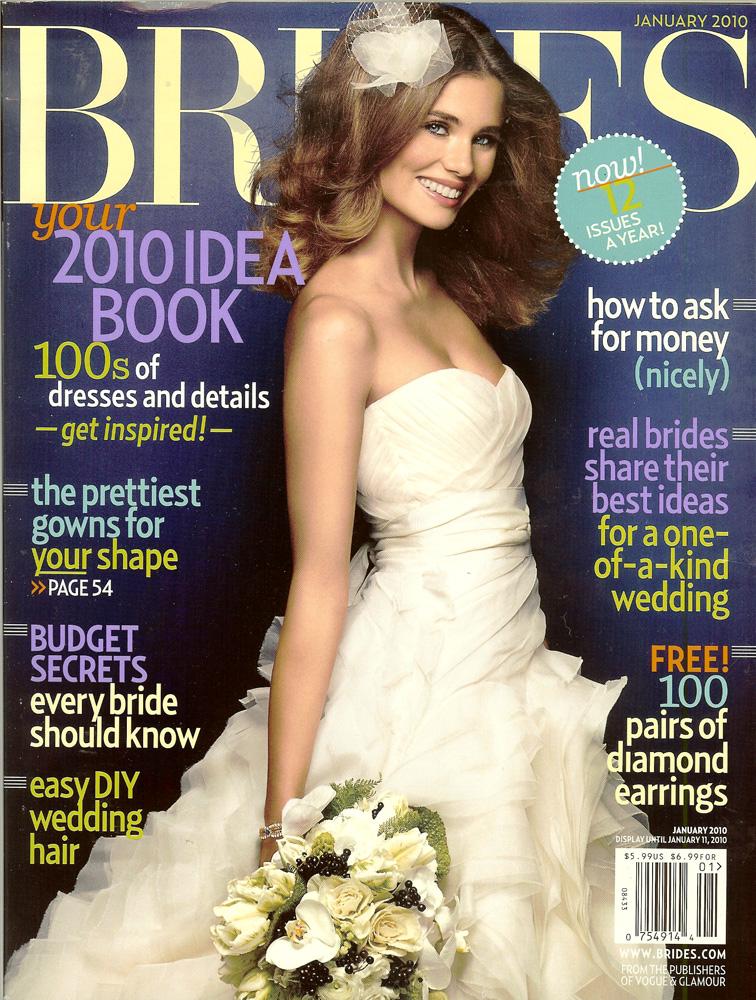 Brides Magazine Wedding Dresses